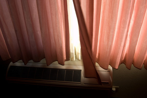 curtains air conditioner efficiency
