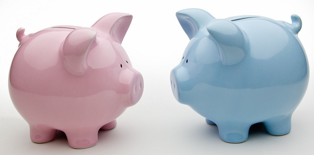 Save Money piggy banks