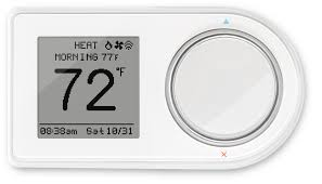 smart thermostat lux geo
