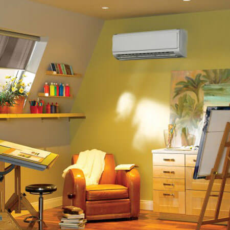 Ductless Air Conditioning 2
