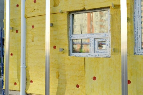 house insulation image yellow thermal insulation blog image