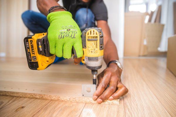 hvac tools cordless drill - premier
