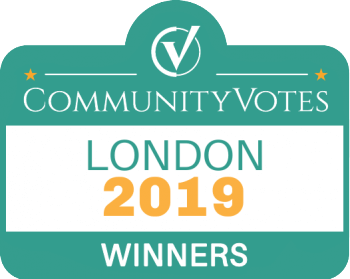 CommunityVotes Winner 2019