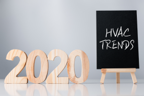 HVAC Trends 2020 blog featured image - premier heating and cooling